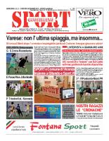 N.11 – prima Pagina SportQuotidiano del 22 Marzo 2013