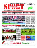 N.17 – prima Pagina SportQuotidiano del 3 Maggio 2013