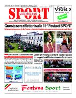 N.24 – Prima Pagina SportQuotidiano del 21 giugno 2013