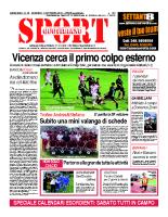 N.36 – Prima Pagina SportQuotidiano del 13 ottobre 2013
