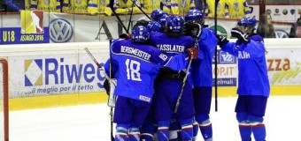 Hockey, Mondiali U18: Italia batte la Corea del Sud e si salva