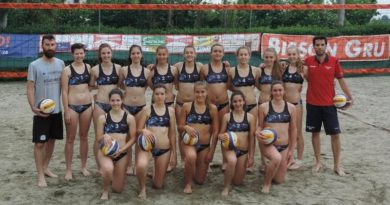 Beach Volley San Paolo: titoli provinciali Under 15 e 17