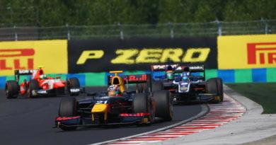Gp2, una vittoria per il team Prema all'Hungaroring