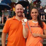 Atletica Vicentina, Laura strati a 11 cm da Rio