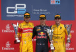 Gp2, vittoria Prema a Silverstone
