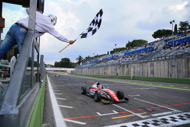 Schumacher Jr, successo nella F4 italiana a Vallelunga