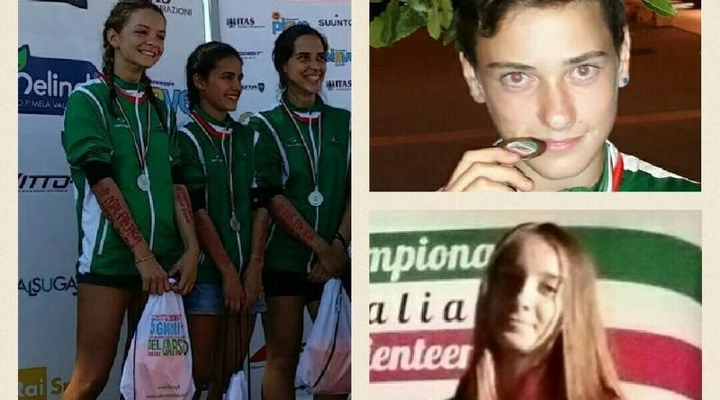 elena-zoccarato-rudi-frison-annarita-orienteering