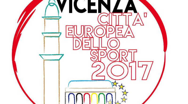 Vicenza nominata Città Europea dello Sport 2017
