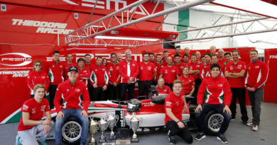 Formula 3, tripletta per il team Prema a Hockenheim