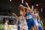VelcoFin Vicenza, vittoria in casa contro Palermo: 87-23