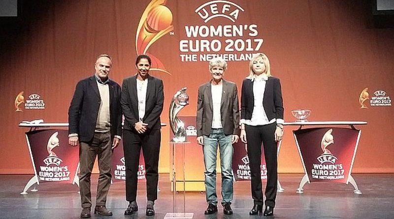 Euro 2017: Italia con Germania, Svezia e Russia nel gruppo B