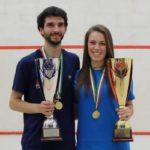 Squash, campionato triveneto: un titolo per la scuola Pegaso
