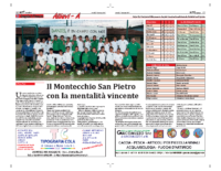 GIRONE A – MONTECCHIO SAN PIETRO (27/01/2017)