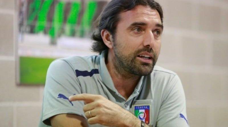 Valerio Bertotto, nuovo allenatore del Bassano