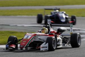 FIA Formula 3 European Championship 2017, round 1, race 3, Silverstone (GBR)