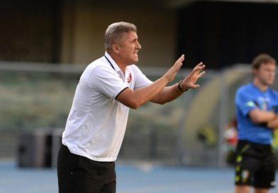 Vicenza, è Torrente il nuovo allenatore
