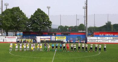 ArzignanoChiampo ko con la Virtus Verona: 3-2