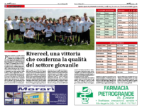 GIRONE B – RIVEREEL (19/05/2017)
