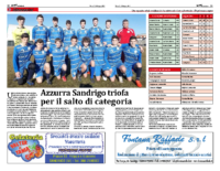 GIRONE F – AZZURRA SANDRIGO (19/05/2017)