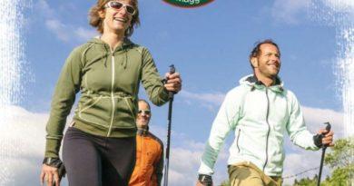 A Montecchio Maggiore un weekend di Nordic Walking