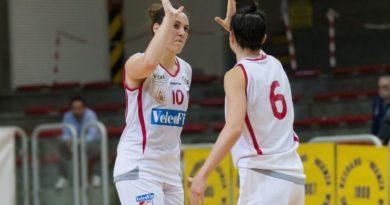 Velcofin Vicenza batte Bologna e conquista gara 3