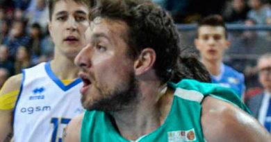 Basket, Tramarossa Vicenza: arriva Diego Corral