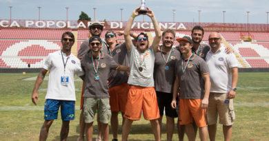 Coppa Italia Flag Football: Cleavers e Panthers sugli Scudi