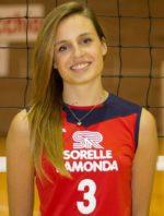 Volley, Greta Marcolina ancora a Montecchio