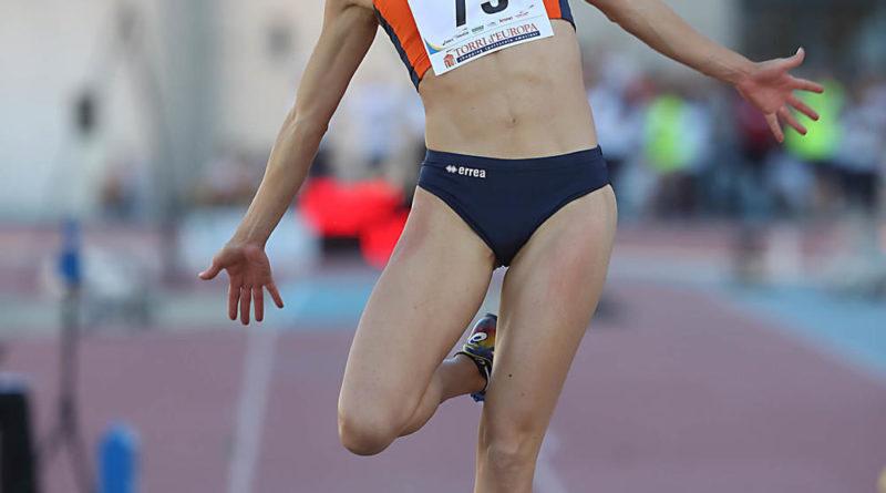 Laura Strati (ph. FIDAL/ Colombo)