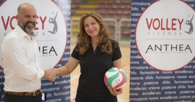 Anthea Volley Vicenza, domenica presentazione e amichevole contro Ezzelina Volley