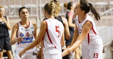 Basket, a Empoli una VelcoFin da rivedere cede all'USE Rosa