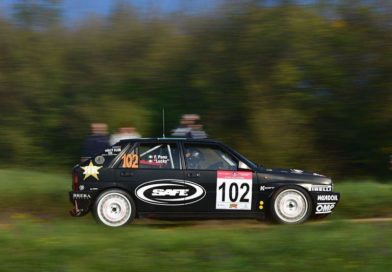 """Lucky"" e Fabrizia Pons dominano il Rally Due Valli Historic"