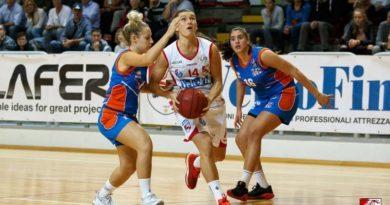 Basket, VelcoFin Vicenza in trasferta a Villafranca
