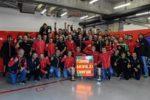FIA WEC, a Shanghai Rigon festeggia il titolo Costruttori con Ferrari