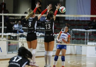 Un punto di rimpianti per Anthea Volley Vicenza
