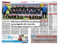 GIRONE E – Alto Academy
