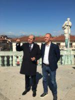 Vicenza Calcio, il sindaco ha incontrato i giocatori e lo staff tecnico della prima squadra