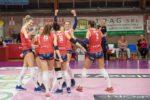 Volley Montecchio: la salvezza ad un passo