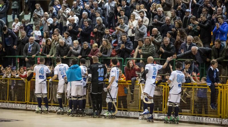 Hockey Trissino, assalto al Forte…dei Marmi: avversario fortissimo, ma ci proviamo!
