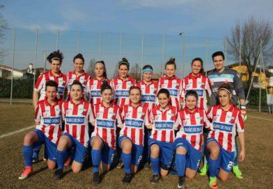 Vicenza Calcio Femminile, sconfitta pesante con il Marcon