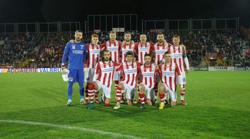 VICENZA – REGGIANA la diretta fotografica dallo stadio Menti