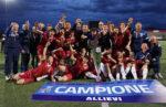 Gli allievi del Veneto sono campioni d'Italia