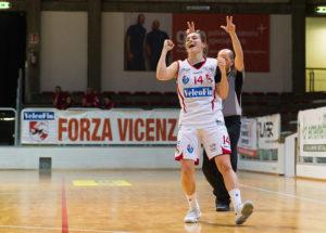 Francesca Santarelli play - guardia velcofin vicenza