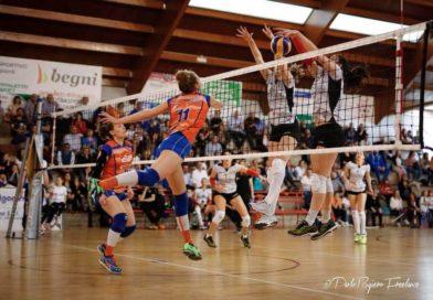 Anthea Volley Vicenza sbanca Pisogne e resta in corsa per i play off