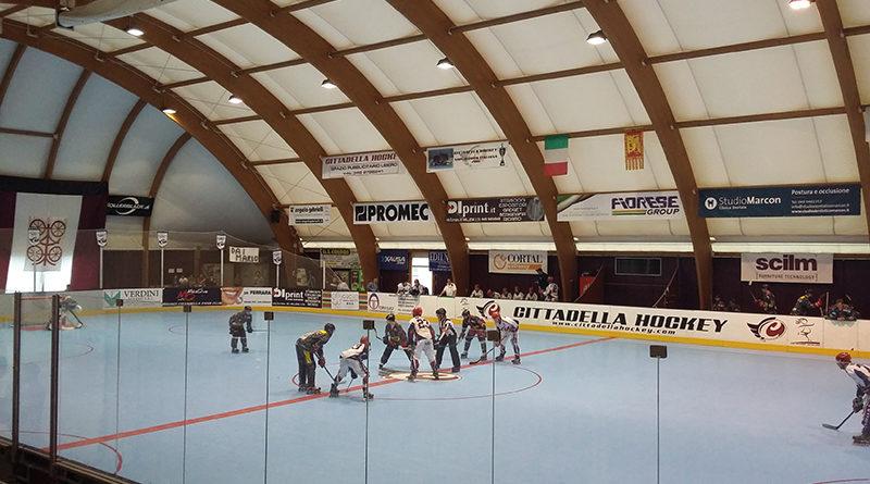 Cittadella Hockey – Mc Control Diavoli Vicenza (3-5) 7-11
