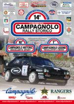 Campagnolo al via la 14° edizione del rally storico