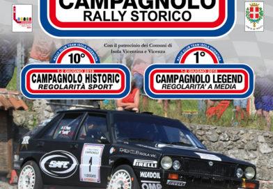 Rally Camapagnolo 2018