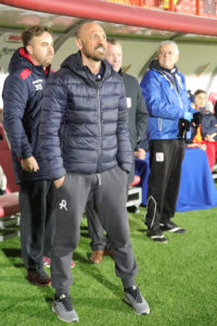 Nicola Zanini torna ad essere l'allenatore del Vicenza Calcio