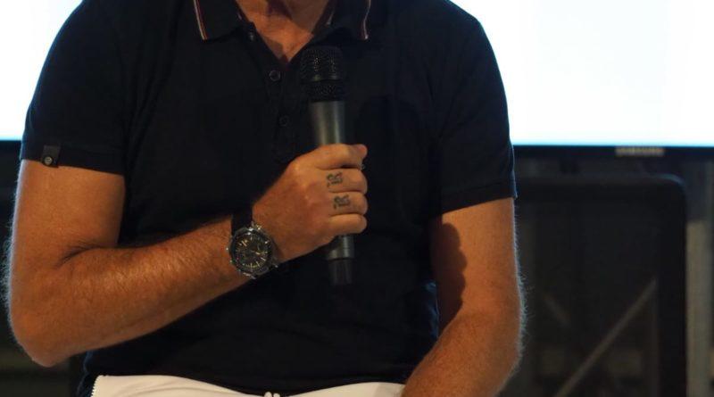 La conferenza di Renzo Rosso