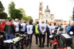 Moto d'epoca la terza edizione della Vicenza-Budapest-Vicenza